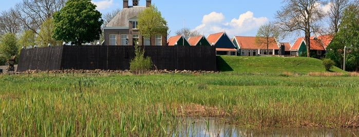 Schokland (UNESCO World Heritage) is one of The Netherlands.