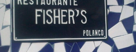 Fisher's Polanco is one of MEX DF.