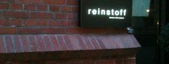 reinstoff is one of Berlin To Dos.