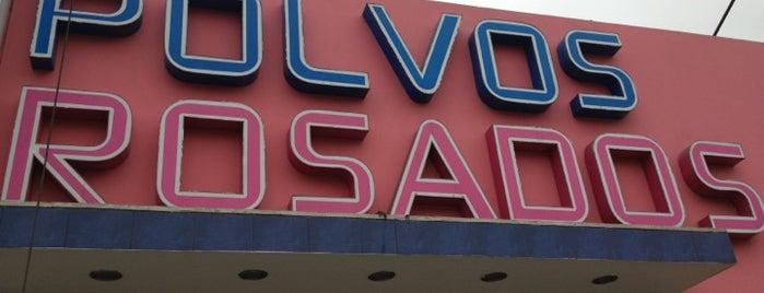Polvos Rosados is one of Orte, die Sebastian gefallen.