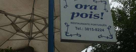 Ora Pois is one of places.