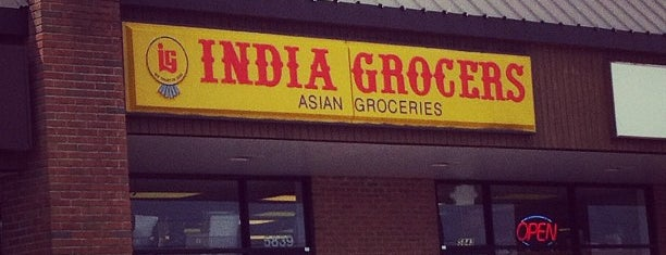 India Grocers is one of Columbus International Markets.