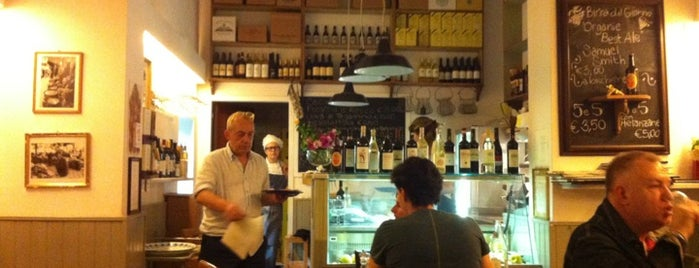 5 e Cinque is one of Florence Bars, Cafes, Food, POI.