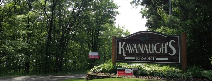 Kavanaugh's is one of Minnesota Resorts.