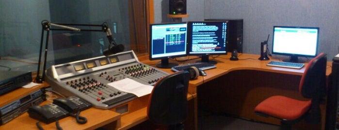 Mersin Üniversitesi Radyosu 102.8 is one of Andaç'ın Beğendiği Mekanlar.