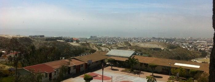 Universidades Baja California