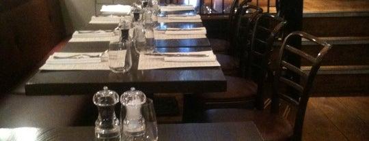 Côte Brasserie is one of Del : понравившиеся места.