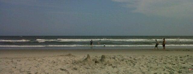 The Beach is one of Katia 님이 좋아한 장소.