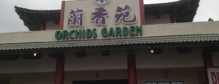Orchids Garden is one of Las Vegas.