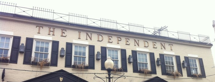 The Independent is one of DigBoston's Tip List.