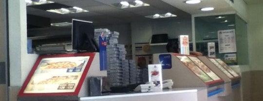 Domino's Pizza is one of Armando : понравившиеся места.