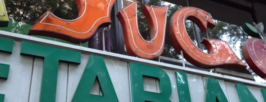 Yug Vegetariano is one of Corredor Chapultepec-Reforma.