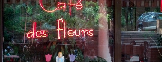 Café des Fleurs is one of Киев.
