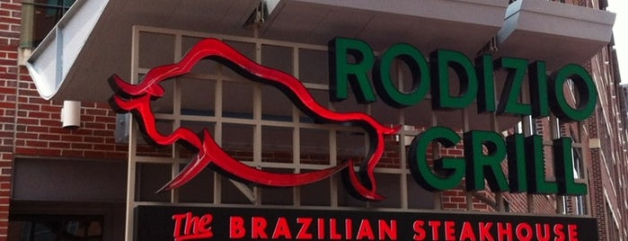 Rodizio Grill is one of Columbus Restaurants.