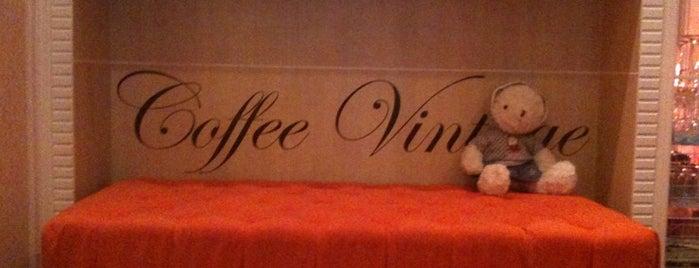 Coffee Vintage is one of รัชดาซอย 3.