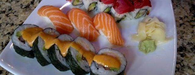 Sushi 101 is one of Lieux qui ont plu à Paul.