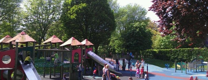 The People's Park is one of Mark's list of Ireland.