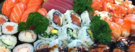 Matsuya Restaurante Japonês | 松屋すし is one of nihonryori.