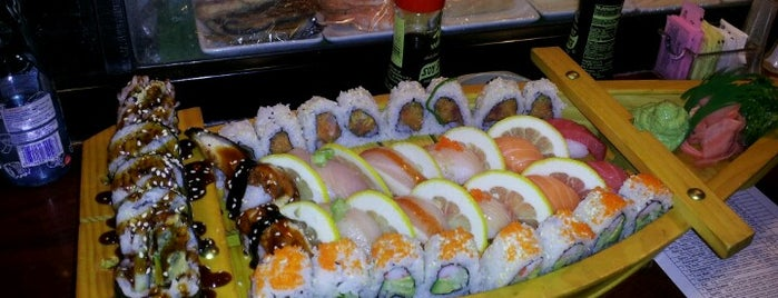 Fuji Japanese Steakhouse is one of Lunch.