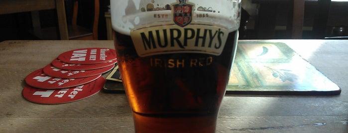 John Mullins Irish Pub is one of Thomas : понравившиеся места.