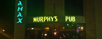 Murphy's Irish Pub is one of Рестораны Одессы.
