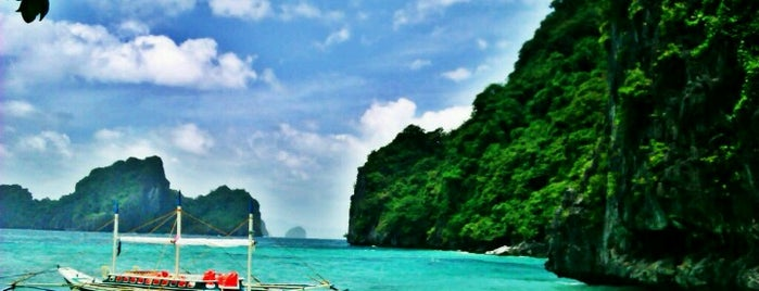 El Nido Beach is one of Cool Places to Visit.