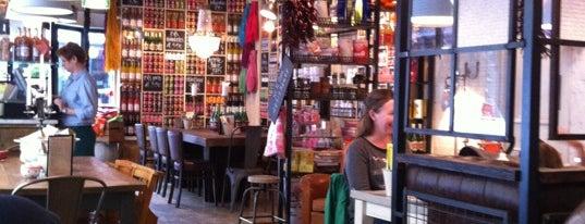 Bill's Restaurant is one of London ••Spottet••.