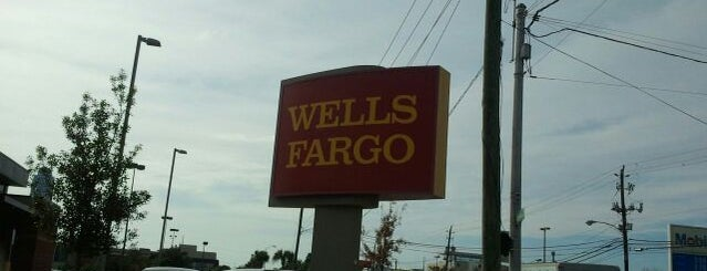 Wells Fargo is one of Locais curtidos por Samah.