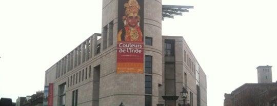 Pointe-à-Callière, musée d'archéologie et d'histoire de Montréal is one of Musées Montréalais.