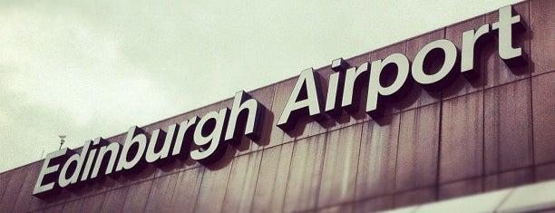 에든버러 공항 (EDI) is one of Part 1~International Airports....