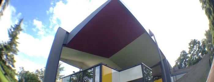 Centre Le Corbusier is one of 5 días en Zurich / 5 days in Zurich.
