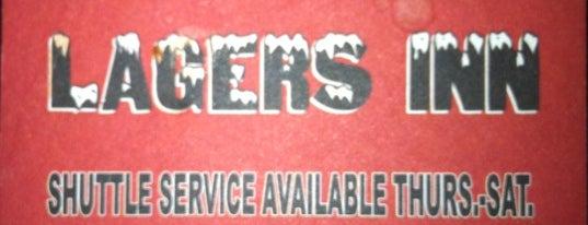 Lagers Inn is one of สถานที่ที่ Travis ถูกใจ.