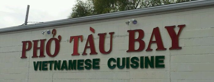 Pho Tau Bay is one of New Orleans.
