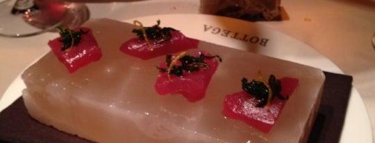 Bottega is one of SF Chronicle Top 100 Restaurants 2012.