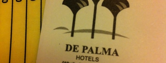De Palma Hotel is one of b.