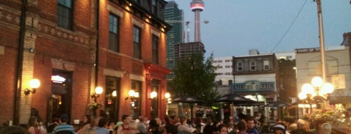 The Black Bull is one of Places To Drink - Toronto.