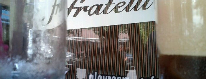 Fratelli is one of Lugares favoritos de Pete.