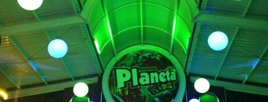 Buffet Planeta Kids is one of Posti che sono piaciuti a Mayara.