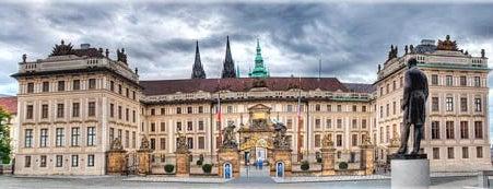Antiguo Palacio Real is one of Viaje a Praga.