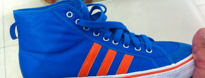 Adidas Originals is one of Chile.
