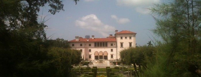 Vizcaya Museum and Gardens is one of Miami Recommendations.