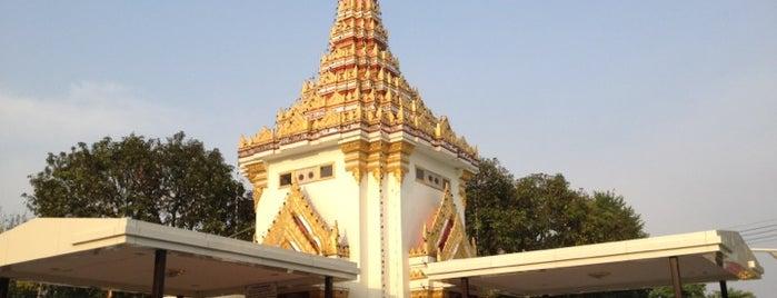 ศาลเจ้าพ่อหลักเมืองราชบุรี is one of ราชบุรี.
