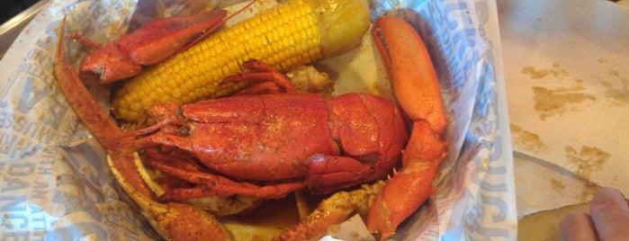 Joe's Crab Shack is one of Favorite Troughs.