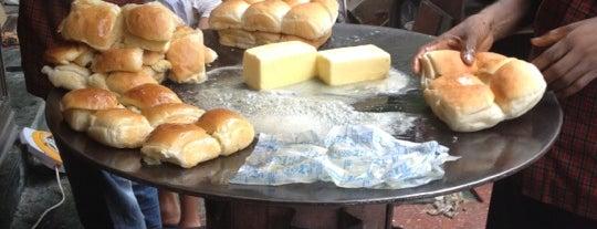 Sardar Pav Bhaji is one of Mumbai food.