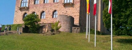 Hambacher Schloss is one of Marcさんのお気に入りスポット.