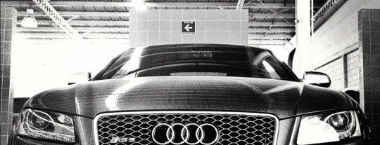 Audi Culiacan is one of Tempat yang Disukai c.