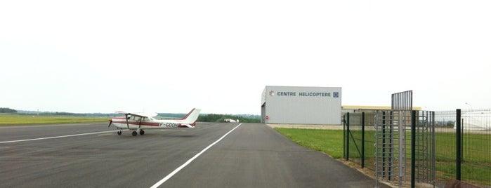 Аэропорт Ангулем Коньяк (ANG) is one of Airports Worldwide....
