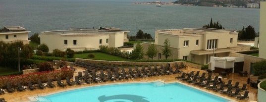 Kempinski Hotel Adriatic is one of Ola 님이 좋아한 장소.