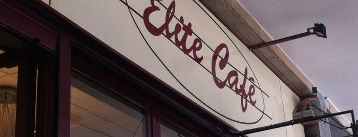 Elite Café is one of Posti che sono piaciuti a Sandybelle.