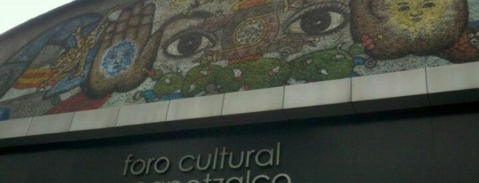 Foro Cultural Azcapotzalco is one of สถานที่ที่ HOLYBBYA ถูกใจ.